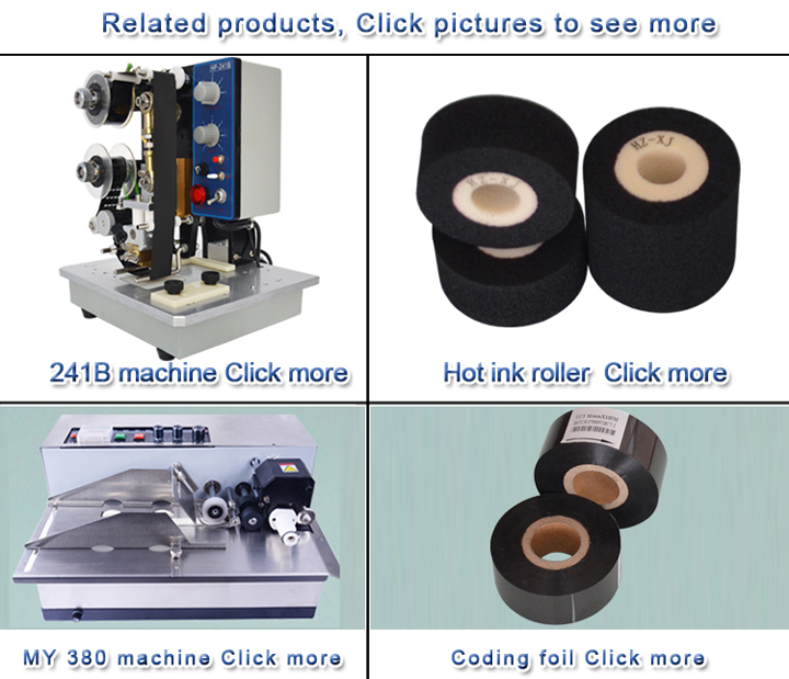 Coding machine -What is the scope and skill of the domestic automatic ink wheel encoder?